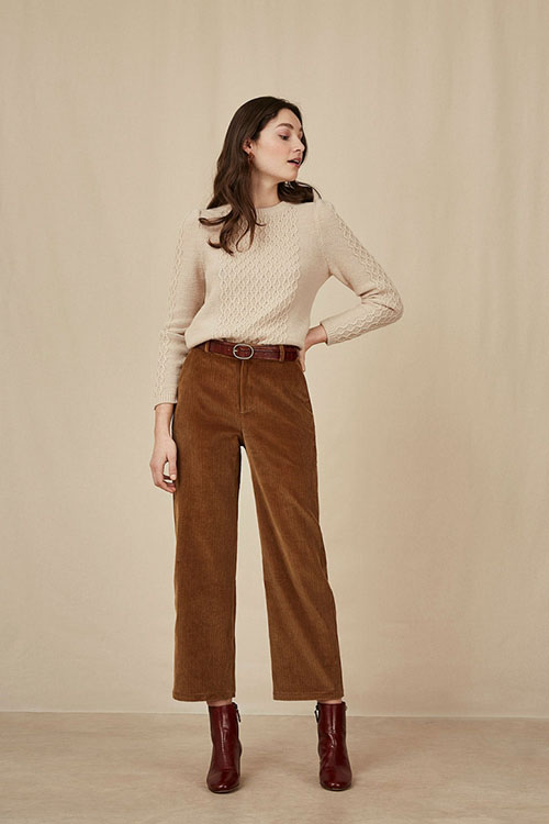 15 Pantalons En Velours Cotele Pour Femme Polyvore Source 1 Tendances Mode Beaute Luxe Lifestyle