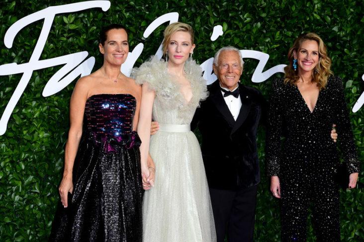 Julia Roberts Cate Blanchett Naomi Watts Rihanna