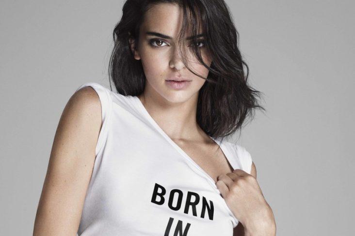 mayor selección de 2019 mejor elección construcción racional Kendall Jenner propose les vêtements de Liu Jo qui ne peuvent pas ...