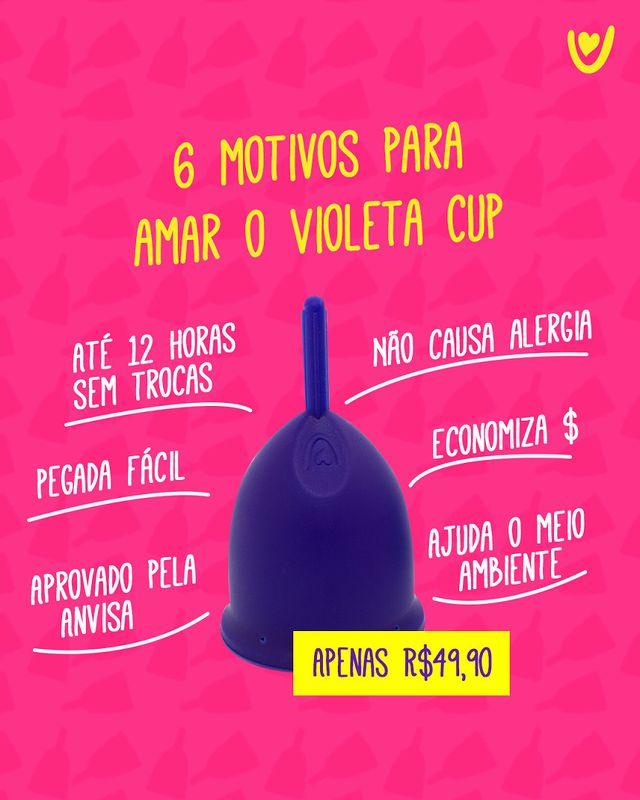 Voir ce post sur Instagram Un post partagé par Violeta Cup?  (@violetacup)