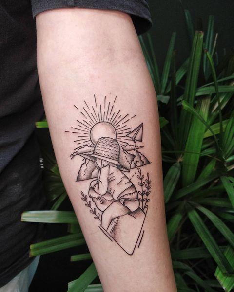 Voir ce post sur Instagram Un post partagé par Larissa de Oliveira |  TATOUAGE (@ larioliveira.tattoo)