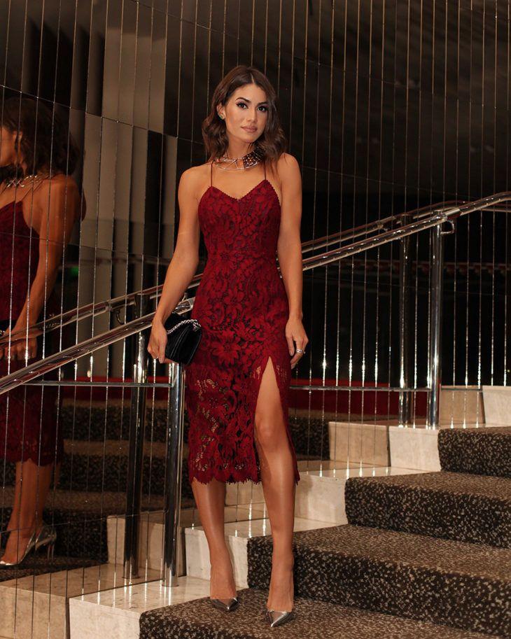 Robe courte rouge: 55 idées pour porter cette pièce passionnée    Robes, looks robes, looks