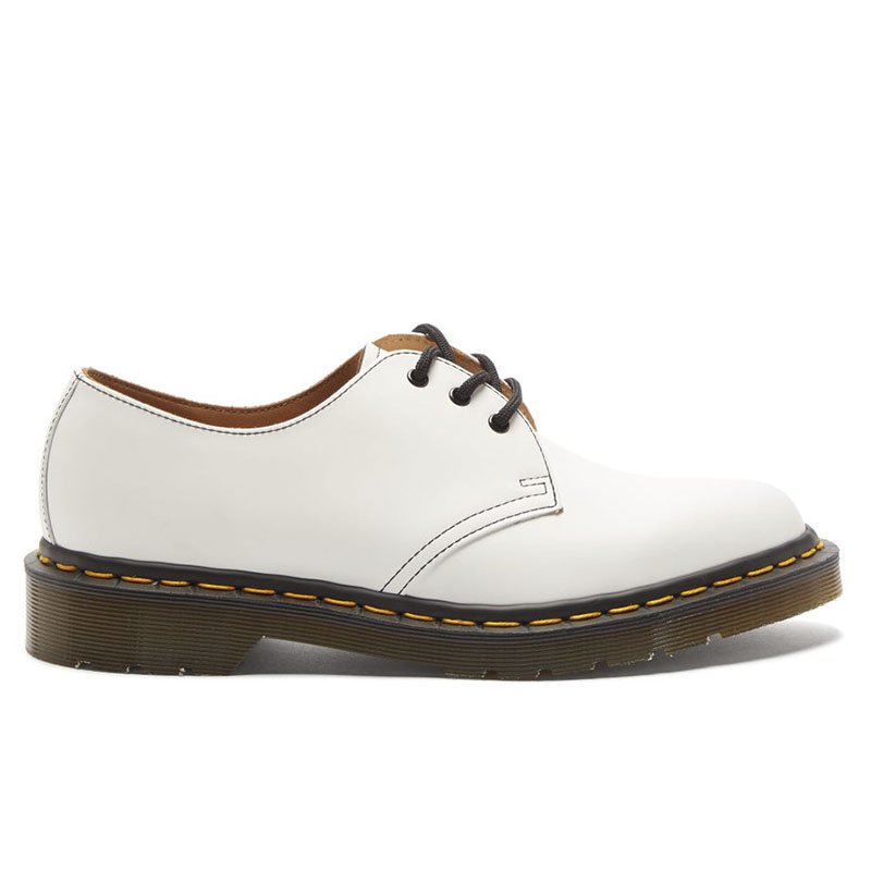 COMME DES GARÇONS X Dr.  Chaussures derby en cuir Martens
