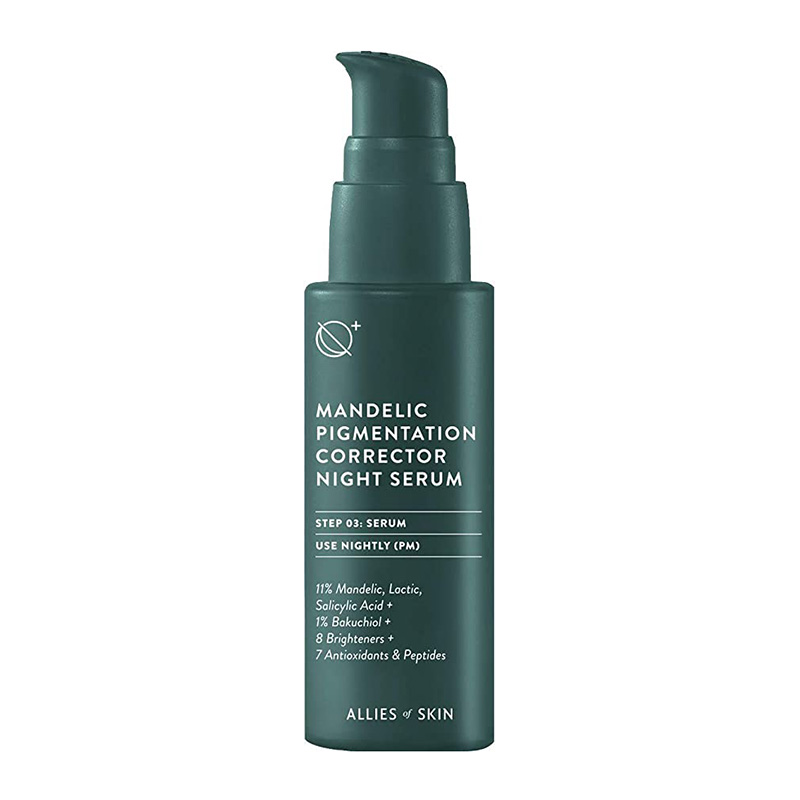 sérum anti-pigmentation Allies of Skin Mandelic Pigmentation Corrector Night Serum