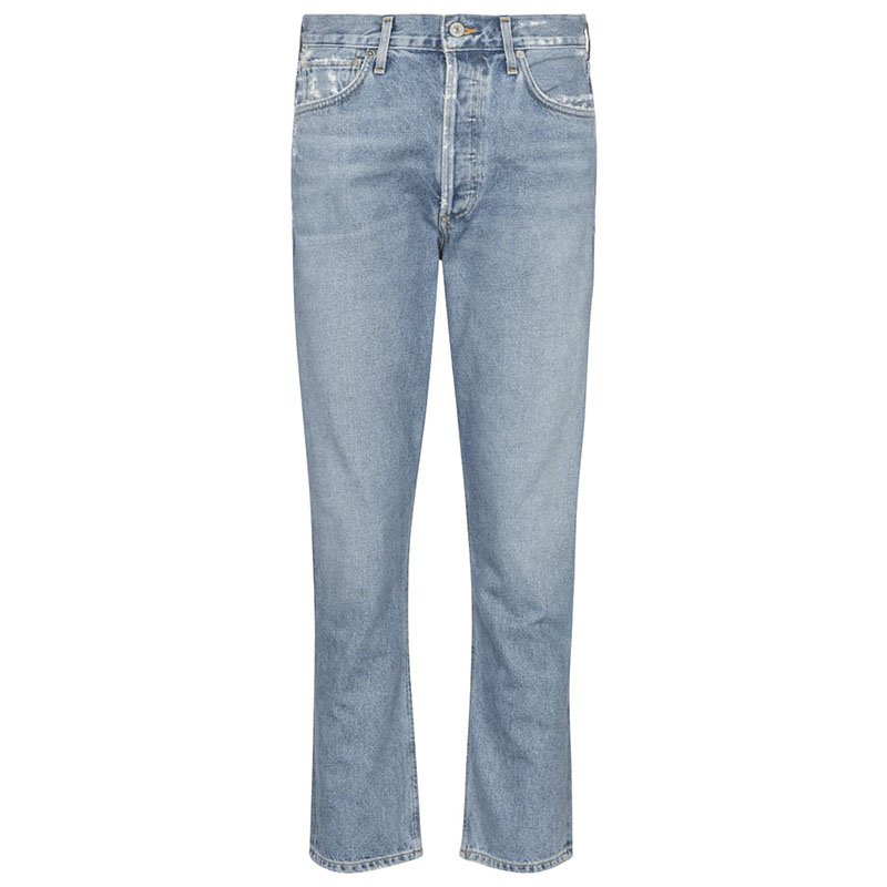 CITIZENS OF HUMANITY Jean droit taille haute Charlotte