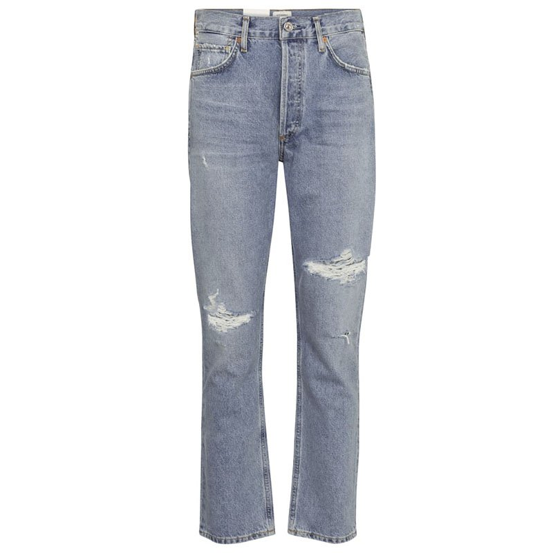 CITIZENS OF HUMANITY Jean slim taille haute Charlotte
