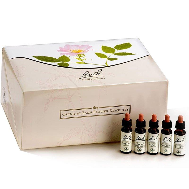 Bach Original Flower Remedies en boîte en carton