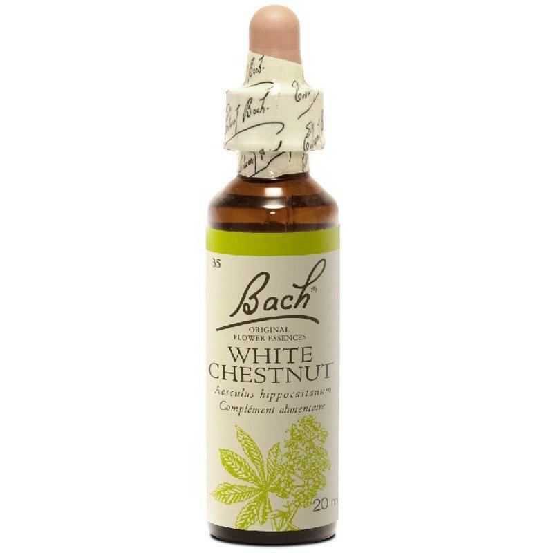 Remède aux fleurs de Bach Original Châtaignier Blanc