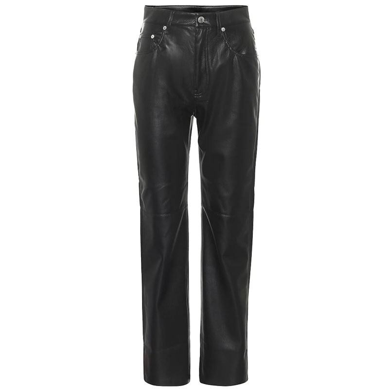 Pantalon en similicuir NANUSHKA Vinni