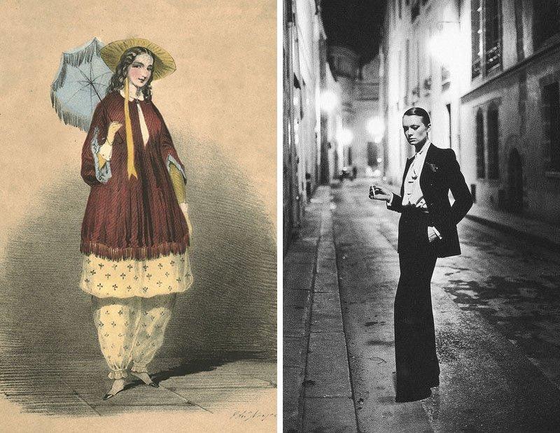 La mode comme arme: l'histoire du power dressing