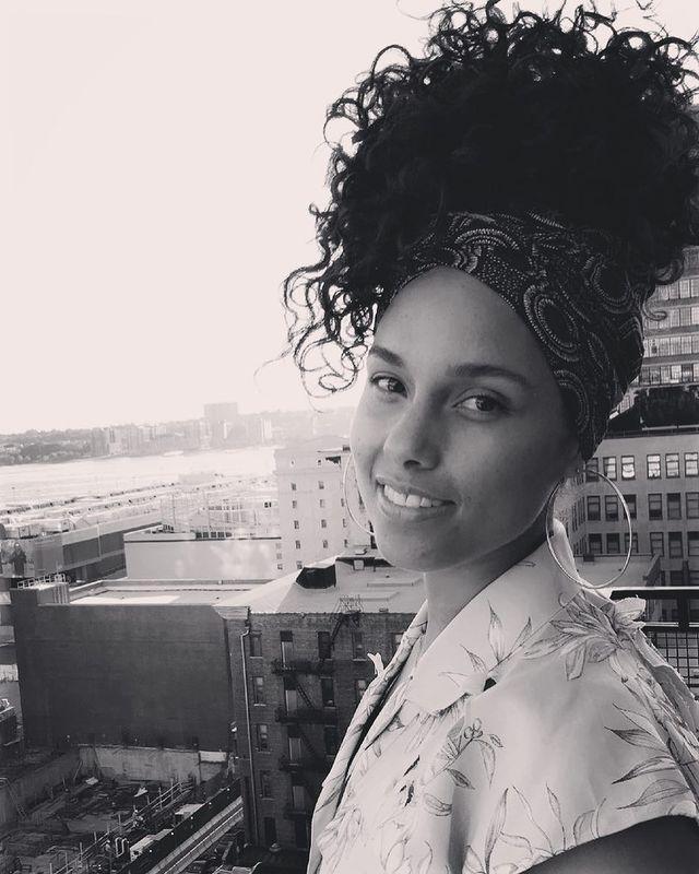Voir cette publication sur Instagram Une publication partagée par Alicia Keys (@aliciakeys)
