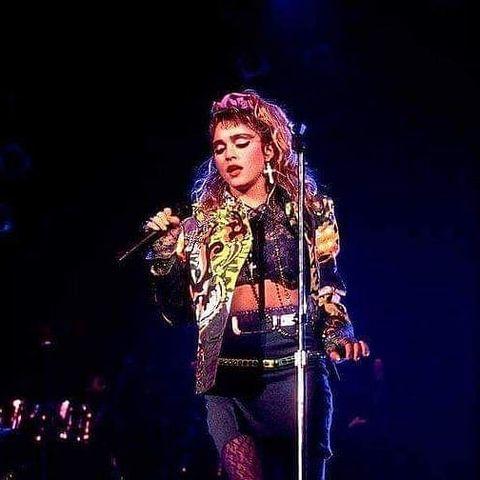 Voir ce post sur Instagram Un post partagé par? Madonna 80s Archive ❤ ??  (@ madonna80sarchive)